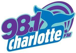 98.1 Charlotte FM Logo for Website