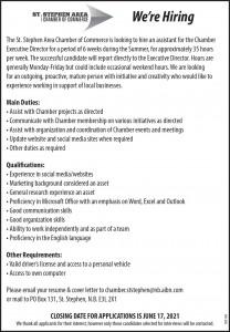 Canada Summer Jobs Employment Ad FINAL 2021