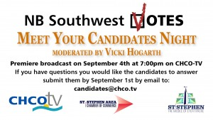 Meet Your Candidates Night - NB Southwest Votes